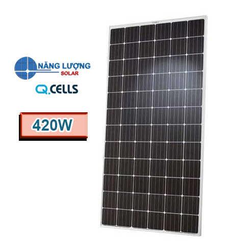 Tấm pin mặt trời Qcells 420W