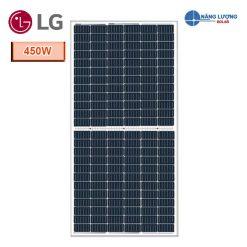 tấm pin mặt trời LG 450w