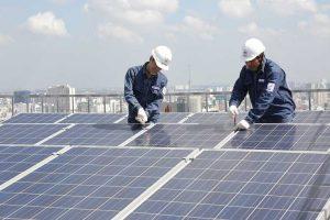 thủ tục bán điện mặt trời EVN